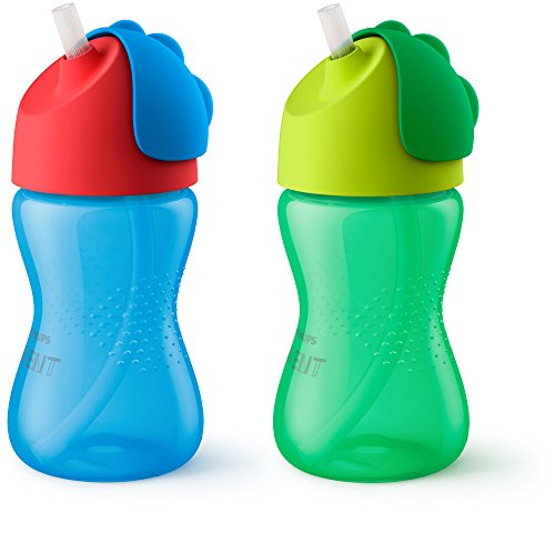 Philips Avent My Bendy Straw Cup, 10oz, 2pk