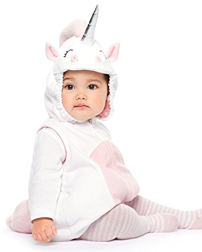 Carter's Baby Girls' Little Unicorn Costume 6 Months