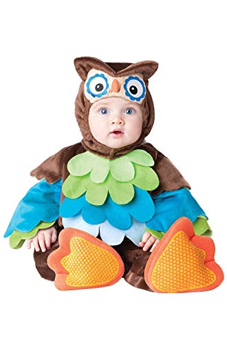 InCharacter What a Hoot Infant/Toddler Costume, Medium (12-18)