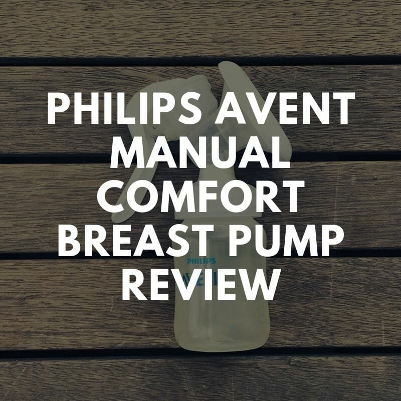 Philips Avent Manual Comfort Breast Pump Review