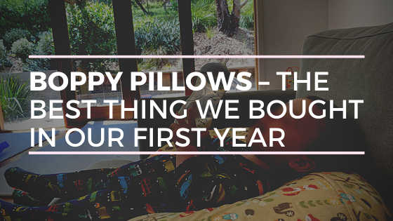 Boppy Pillows – The Best Thing We Bought in Our First Year